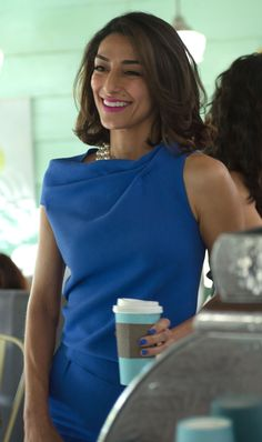 """4 Style Lessons About """"Dressing Your Age"""" from Watching Girlfriends' Guide to Divorce - Let Your Personality Shine Through Your Wardrobe - from InStyle.com"""