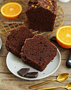 Mega PROSTE Ciasto czekoladowe z pomarańczą – PRZEPIS