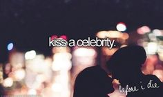 Haha this sounds wrong but I totally wanna kiss Harry styles or Niall or Louis or Liam <3