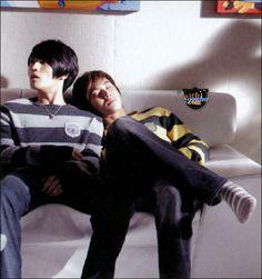 Jae and Yunho>>>>>ALWAYS