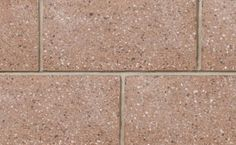 Profile Series Block in Peel Brown Suave by Brampton Brick. The compressive strength of Profile Series concrete block units is suitable for use in a masonry-bearing or single wall. This product is also manufactured with a water repellent additive and is permeable to water vapor. Smooth Face, Concrete Blocks, Brick, Profile, The Unit, Water, User Profile, Gripe Water