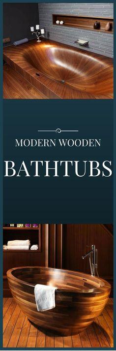 If the idea of a white plastic bathtub seems a bit predictable,  interior…