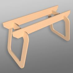 Portable Saw Horse/Work Table Woodworking Plan By Paul Anderson