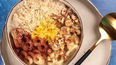 Caserola rapidă a lui Jamie Oliver - Retete culinare - Romanesti si din Bucataria internationala Food Categories, Jamie Oliver, Parfait, Acai Bowl, Macaroni And Cheese, Casserole, Vegan, Breakfast, Ethnic Recipes