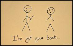 """I've got your back..."" by Shutter-Shooter"