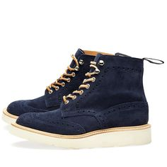 Trickers x End. City Pack Vibram Stow Boot