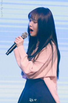 South Korean Girls, Korean Girl Groups, Gfriend Yuju, K Idol, Kpop Girls, Stage Name, Singers, Feminine, Artists