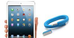 Gagnez un bracelet santé et un iPad mini Ipad Mini, Fitbit, Pageants, Projects