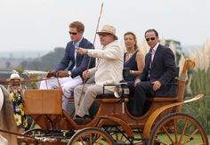 Prince Harry - Sentebale Royal Salute Polo Cup 2012