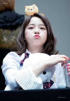 [FANTAKEN] 170305 Gugudan Kim Sejeong @ Ilsan Fansign Event (cr.sjwannabe0828) | Twitter