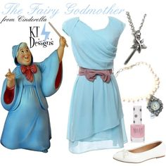 """The Fairy Godmother"" by ktdesigns-1 on Polyvore"