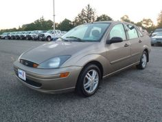 2003 Ford Focus - $4,995  Donnell Ford Boardman  1.888.508.7530