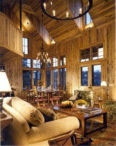 Architecture Colorado ~ Cabin in the Woods ~ Brewster McLeod Architects, Inc.