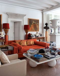 Contemporary Mixed With Classic Interior Design Best Home Decor Images On Living Room Interiors Contemporary Classic Interior Design Style Interior Architecture, Interior And Exterior, Decor Interior Design, Interior Decorating, Design Salon, Piece A Vivre, Deco Furniture, Beautiful Interiors, Traditional House