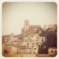 Ciudad de Ibiza. - http://sixt.info/Ibiza-pinterest - #Ibiza #PatrimonioHumanidad