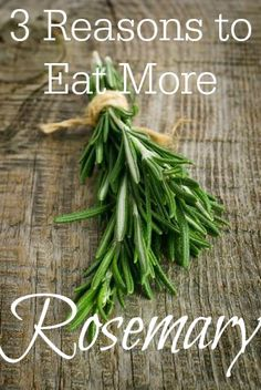 This herb isn't just delicious, it may help save your life.