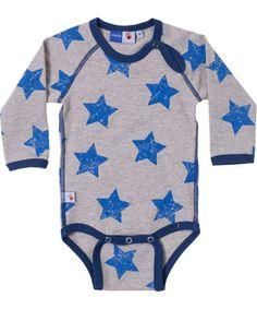 Molo star printed baby body