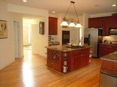 wood flooring kitchen - Google Search
