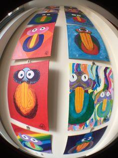 Birdymarble Tuesday 24-05-2016; New Birds today; #M23RainbowBirdy and ##M19MyFirstSecondTime