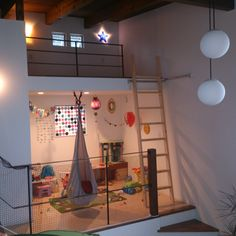 IKEA/はしご/ロフト/部屋全体のインテリア実例 - 2013-07-23 18:36:29 | RoomClip(ルームクリップ)