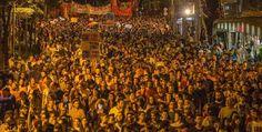 Galdino Saquarema Noticia: Domingo do Fora Temer e diretas já pelo Brasil