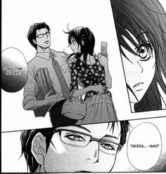 Takeda and Teru _Dengeki Daisy