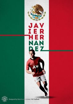 Chicharito - Manchester United Manchester United Images, Manchester United Football, Chivas Wallpaper, Fifa, Madrid Football Club, Mexico Soccer, Football Mexicano, Professional Soccer, Viva Mexico