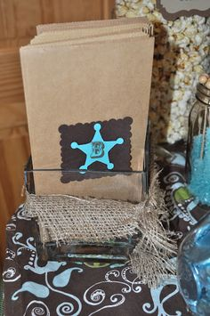 Cowboy Baby Shower Theme Party | Party Themes} Sweet Lil' Cowboy Baby Shower