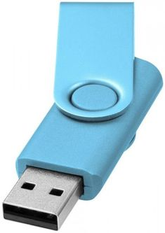 Rotate Metallic #USB-Stick (USB-Sticks 2.0, nr. 755) #bedrucken als #Werbeartikel mit Ihrem Logo oder Text. Jetzt ab 4,45€ pro Stück. Ab 25 Stück. 🚚 Schnelle Lieferung mit Druck: ca. 7 Tage. Marke: TopPromo. In 4,8,16, 32 und 64 GB. ✓ Persönliche Beratung, ✓ gratis Design-Service. ➔ Jetzt konfigurieren und Ihr Preis kalkulieren! Usb Stick, Usb Flash Drive, Metal, Design, Personal Counseling, Company Logo, Seven Days, Gifts, Design Comics