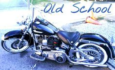 A friends old.school bike