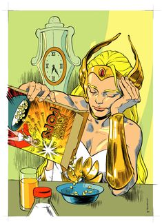 she-ra comic sorceress - Buscar con Google