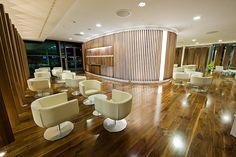 GIB - Gibraltar International Airport, business lounge