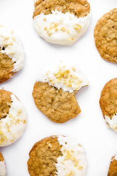 Crispy on the outside, chewy on the inside, and bursting with flavor, these White Chocolate Ginger Oatmeal Cookies will have you reaching into the cookie jar over and over again!