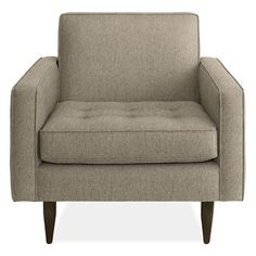 Reese Chair - Modern Accent & Lounge Chairs - Modern Living Room Furniture - Room & Board