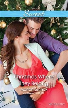 #Australian author Marion Lennox #sweet #romance #christmas