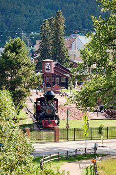 1880 Train, Hill City, SD