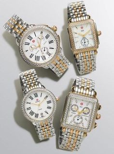 Classic Michele Watches