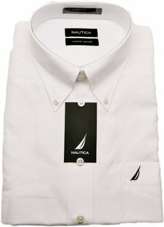 #Nautica Men's Vintage #Oxford Button Down Dress #Shirt, White, 17 32/33 Nautica,http://www.amazon.com/dp/B00JKSVLXS/ref=cm_sw_r_pi_dp_X0Frtb02Q4CWDNDG