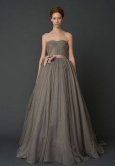 LOVE the back! Presenting the Vera Wang Spring 2012 Bridal Collection. Browse, print, and share these wedding dresses.