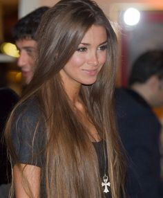 Lara Lieto Ash Brown Hair Color