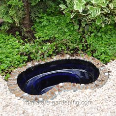 Mini Garden Ponds On Pinterest Ponds Garden Ponds And