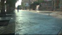 Sera abierto el primer tramo del Paseo Morelos presión social los hace trabajar