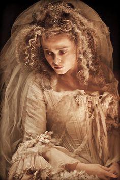 Helena Bonham Carter as Miss Havisham in Great Expectations