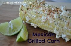 5 minute mexican grilled corn
