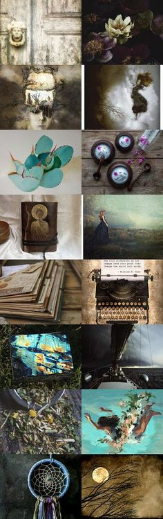 BRAVE:: I Remember You... by Melissa on Etsy--Pinned+with+TreasuryPin.com mood board