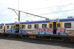 salt river train yard. cape town. south africa. Cape Town South Africa, Trains, Graffiti, Salt, River, Mood, Salts, Train, Rivers