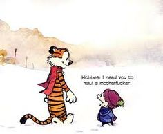 So that's why we all need a tiger