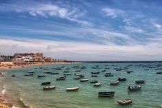 Y las 10 ciudades más antiguas de España son... Cadiz-Desde su fundación por los tirios en el siglo XI a.C., Cádiz ha sido un importante enclave comercial, por su estratégica situación. A caballo entre el Atlántico y el Mediterráneo, la ciudad andaluza ha vivido gracias al mar y al comercio. A día de hoy, el puerto de Cádiz sigue siendo uno de los más importantes de Europa.