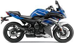 2013 Yamaha FZ6R Sport Bike For Beginners