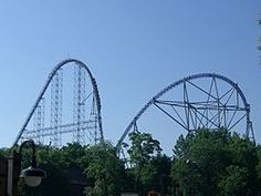 Millennium Force - Wikipedia, the free encyclopedia